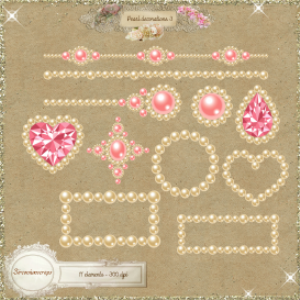 pearl decorations 3