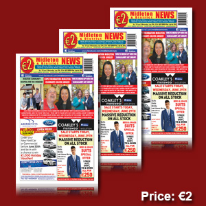 Midleton News June 29th 2016 | eBooks | Magazines