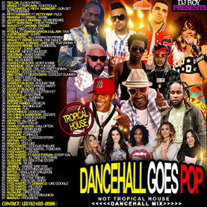 Dj Roy Dancehall Goes Pop Dancehall Mix | Music | Reggae