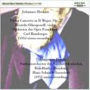 Brahms: Violin Concerto, Op. 77 - Ricardo Odnoposoff, violin; Orchester der Oper Frankfurt - Karl Bamberger; 7 Hungarian Dances - Sinfonieorchester des Nordwestdeutschen Rundfunks Hamburg - Hans Schmidt-Isserstedt | Music | Classical