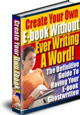 Create Your Own eBook Without Writing A Word | eBooks | Business and Money