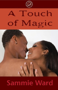 a touch of magic (audio book)