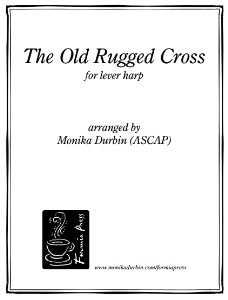 The Old Rugged Cross - Harp Solo | eBooks | Sheet Music