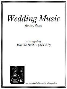 Wedding Music for Two Flutes | eBooks | Sheet Music