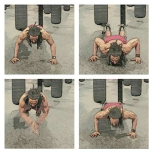 Third Additional product image for - The Hectic Hundreds Chest Workout