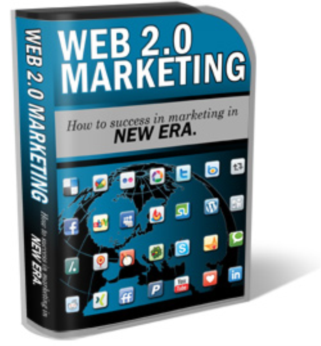 Third Additional product image for - Web 2.0 Marketing Package