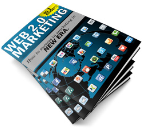 Fourth Additional product image for - Web 2.0 Marketing Package