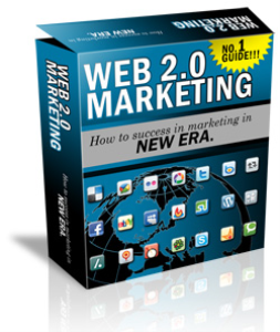 web 2.0 marketing package