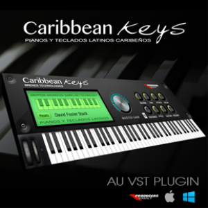Caribbean Keys   (Mac Vst and AU Plugin) | Software | Add-Ons and Plug-ins