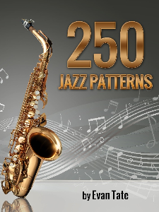 250 jazz patterns
