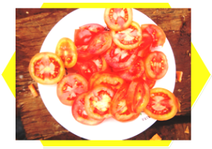 Sliced tomatoes | Photos and Images | Food