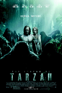 The Legend of Tarzan | Movies and Videos | Action