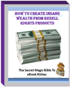 how to create insane wealth online