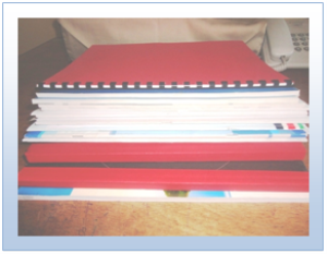 Stack of booklets | Photos and Images | General