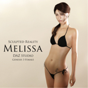 g3f sculpted reality: melissa