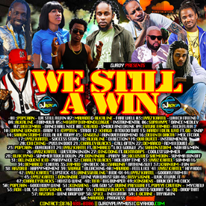 Dj Roy We Still A Win Dancehall Raw Mix | Music | Reggae