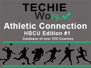 hbcu athletic connection database d1-fcs sw1