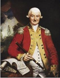 reid : march for the 17th regiment of foot (general monckton's) : keyboard