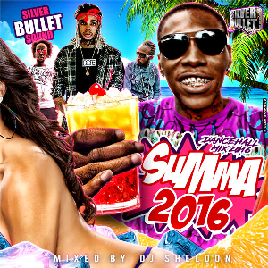 Silver Bullet Sound - Summa 2016 (Dancehall Mix 2016) | Music | Reggae