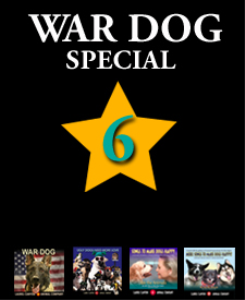 War Dog Special #6 | Music | Rock