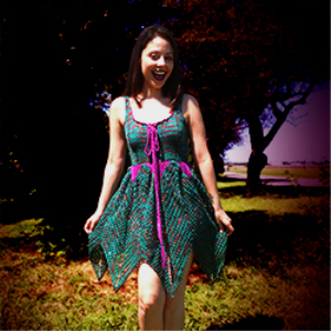 Faerie Dress Knitting Pattern | Crafting | Knitting | Other