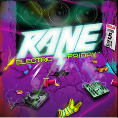 First Additional product image for - Electric Friday By RANE