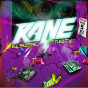 electric friday by rane