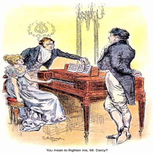 Third Additional product image for - Pride & Prejudice (Jane Austen)