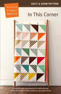 In This Corner quilt pattern | Crafting | Sewing | Quilting