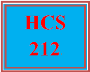 HCS 212 Week 2 Health Care Terms Worksheet | eBooks | Education