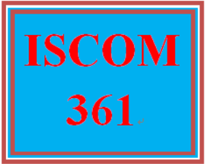 ISCOM 361 Week 4 Negotiation Plan Development | eBooks | Education