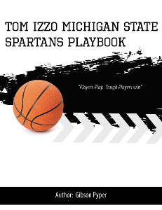 tom izzo 2016 michigan state playbook