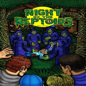 night of the reptoids