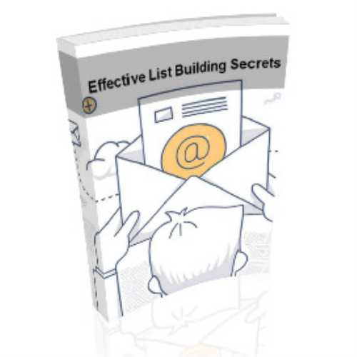First Additional product image for - Effective List Building Secrets