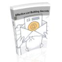 Effective List Building Secrets | eBooks | Internet