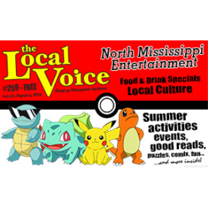 The Local Voice #259 PDF download | eBooks | Entertainment