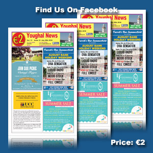 Youghal News July 20th 2016 | eBooks | Periodicals