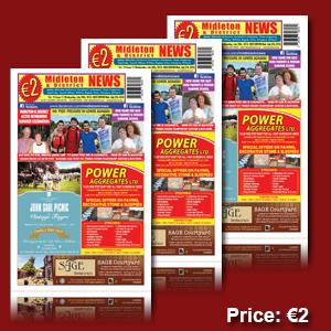 Midleton News July 20th 2016   eBooks   Magazines