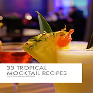 33 tropical mocktail recipes