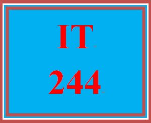 IT 244 Week 4 Individual: Physical Security Policy | eBooks | Education