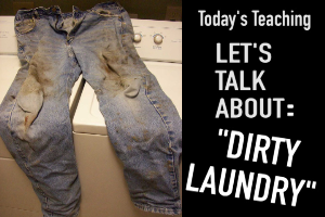 Dirty Laundry | Audio Books | Religion and Spirituality