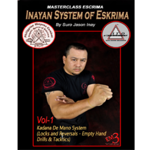inayan system of eskrima vol-1