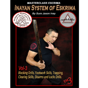 inayan system of eskrima vol-3