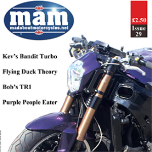 Madaboutmotorcycles Issue 29 | eBooks | Automotive