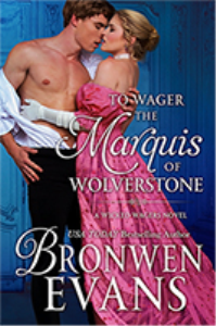 To Wager the Marquis of Wolvertone | eBooks | Romance