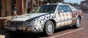 rolex car