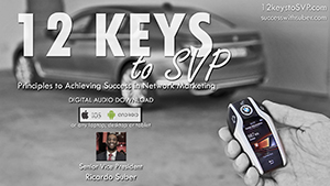 12 Keys to SVP Audio Book by Ricardo Suber | Audio Books | Self-help