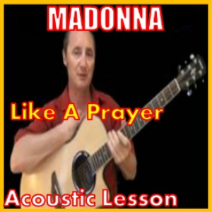 Learn to play Like A Prayer by Madonna | Movies and Videos | Educational