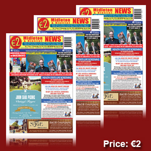 Midleton News July 27th 2016 | eBooks | Magazines
