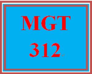 MGT 312 Week 3 Organizational Climate | eBooks | Education